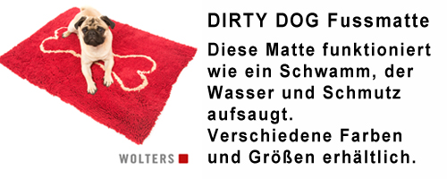 Walters Dirty Dog Doormat