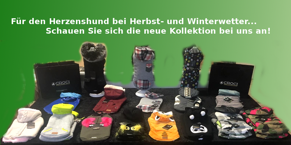 Herbst-Winterkollektion
