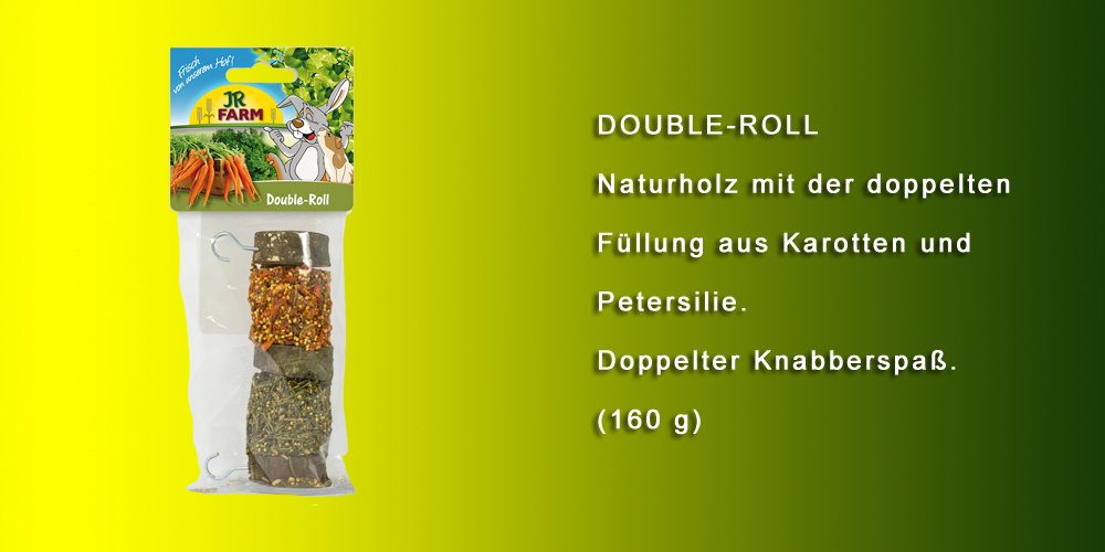 JR Farm Double-Roll